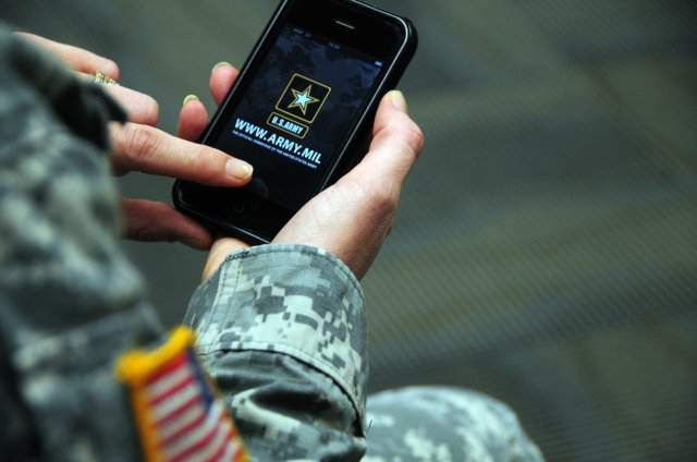BYOD in the Army