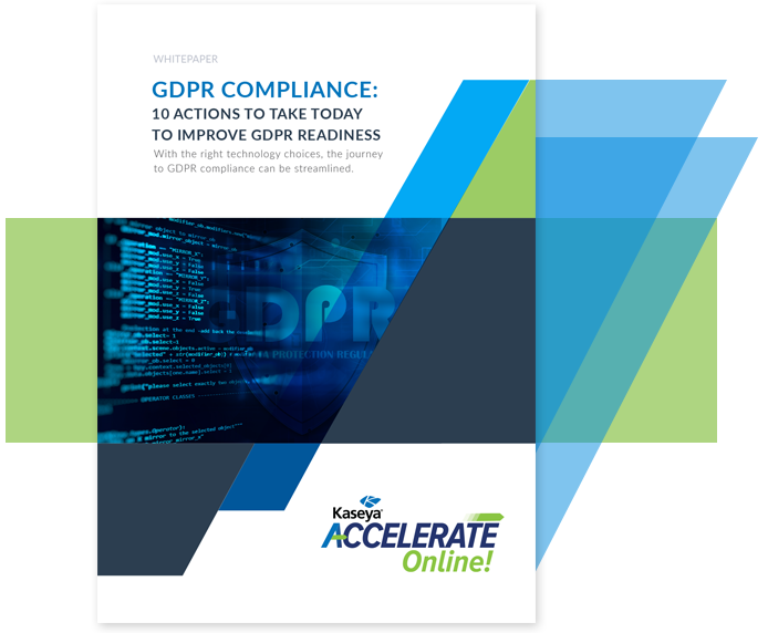 GDPR Compliance: 10 Actions to Take Today