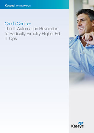 IT Automation Revolution: Simplify Higher Ed IT Ops