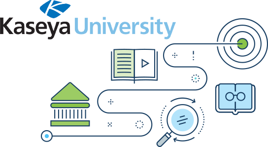 Kaseya University Infographic