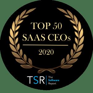 Top 50 SaaS CEOs 2020