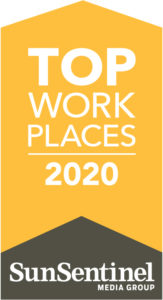 SunSentinel Media Group - Top Work Places 2020